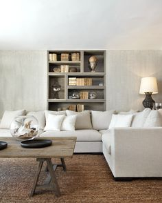 divine rustic elements and clean contemporary styling for the living room