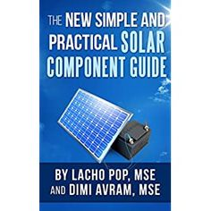 Amazon.com: Solar Power Demystified: The Beginners Guide To Solar Power, Energy Independence And Lower Bills eBook: Pop MSE, Lacho, Avram MSE, Dimi: Kindle Store Solar Panel Inverter, Rv Solar Panels, Solar Panel Kits, Solar Energy Panels, Solar Panels For Home, Charlotte Nc, Solar Roof, Solar Projects, Panel Systems