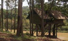 Treehouse at Gorukana, Karnataka, India