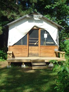 Clearwater Lodge Screenhouse, Clearwater Lake, MN, BWCAW