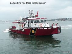 'Boston Fire Department' by Anthony Raffaele at ExhibitionNest.com