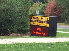 Homes near Finn Hill Middle School Kirkland WA