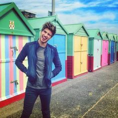 Joey Graceffa. Wherever this is in SoCal I want to go.