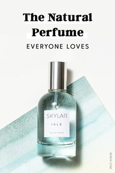 The best natural, hypoallergenic perfume