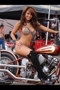 Perhaps shall Horny girls on motorcycle