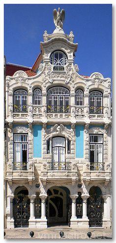 Edifício Mário Belmonte Pessoa, Aveiro - PORTUGAL