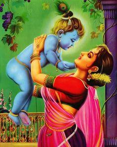 40 Most Stunning Radha Krishna Images - Vedic Sources Lord Krishna Images, Radha Krishna Pictures, Krishna Photos, Bal Krishna Photo, Hare Krishna, Krishna Leela, Yashoda Krishna, Krishna Radha, Krishna Drawing