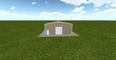 Cool 3D #marketing http://ift.tt/2zde9kM #barn #workshop #greenhouse #garage #roofing #DIY