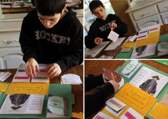 """""""Shower of Roses"""" shares her family's adventures through the Colonial Life Unit Study and Lap Book! LOTS of pictures!"""