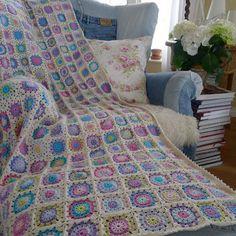 Mias Landliv: Favourite makes; crochet