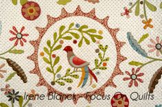 Quilts by Irene Blanck | Focus On Quilts
