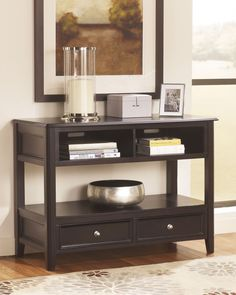 Carlyle Sofa Table