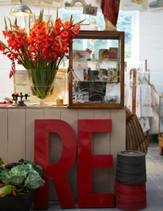 RE | About | Corbridge, Northumberland | REcycled, REscued, REstored, Products | Re-found Objects