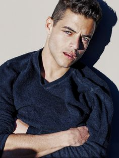 Rami malek = Dreamy Eyes