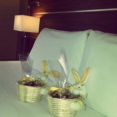 Easter Eggs in OCH bedrooms!
