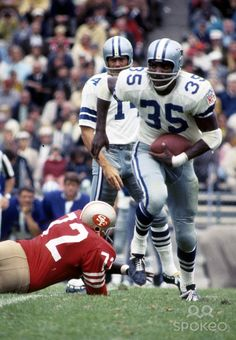 Calvin Hill, Dallas Cowboys