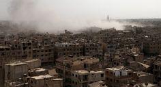 DERUWA: Russische Botschaft in Syrien unter Beschuss - Mos...