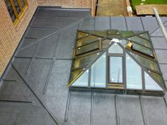Lead sheet is so versatile - it can be used on any roof to suit the architecture