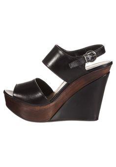 Mai Piu Senza - High Heel Sandaletten - nero