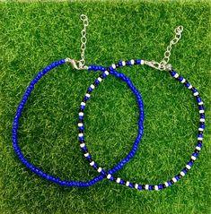 Diy Jewelry Rings, Diy Jewelry Unique, Diy Jewelry Necklace, Handmade Jewelry Bracelets, Beaded Jewelry Designs, Beaded Choker Necklace, Seed Bead Necklace, Bead Jewellery, Cute Jewelry