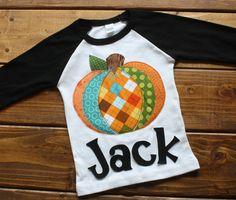 pumpkin patch shirt pumpkin truck farm fresh pumpkins pumpkin patch t-shirt for boys personalized t shirt pumpkin picking  snlf-045d