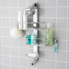 Marvelous The Best Shower Organizers Awesome Design