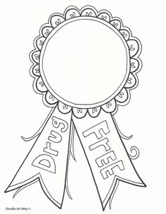 131 best Red Ribbon Week Activities images on Pinterest