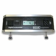 Digital Inclinometer, Carrying case included.