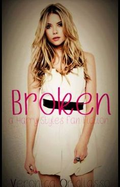 """Read """"Broken (Harry Styles Fan-Fiction) - 16: Easier To Lie"""" #wattpad #romance"""
