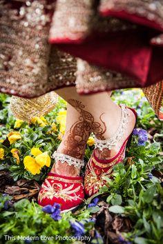 Wedding jutti