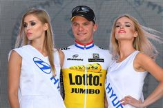 New team (Lotto Soudal) next season - Moreno Hofland (LottoNL Jombo)