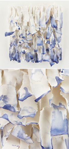 Porcelain panel by ReCheng Tsang