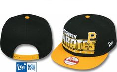 MLB Pittsburgh Pirates Snapback GORRAS M15 [CAPS M1144] - €16.99 : barata gorras libre en España!