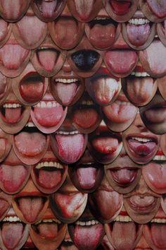 tongues, kinda creepy