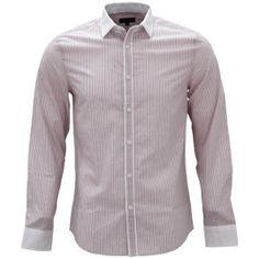 Shirtacy Floral Pink Stripe Shirt by Shirtacy HKD$249 #formalshirts #businessattire #workshirt #mensfashion #menswear #hk #hongkong #onlinestore #onlineshopping #hkshop #stylish #stripe #floral #shirtacy