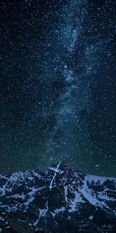 The One Who Holds The Stars by Aaron Spong