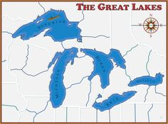 Great lakes photos | the great lakes the great lakes of northern america are