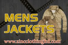 Jackets form one of the most significant parts of a man's wardrobe. You need to come with different types so that you have something suitable for each occasion. This write up provides an overview on popular men's jackets.