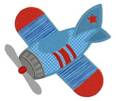 Airplanes APPLIQUE Machine Embroidery Designs by SewWithLisaB, $14.99