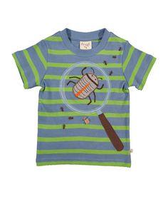 Shirt von #Frugi ist unterwegs zu www.juicy-fashion.de