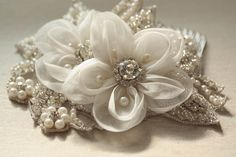 Vintage inspired beading gives a nostalgic picturesque look to every wedding attire. Each piece is carefully handcrafted using opulent swarovski stones and silk thread, making it a perfect heirloom he