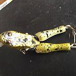 """PAW PAW """"WOTAH """" WOODEN FROG FISHING LURE - Fishing"""