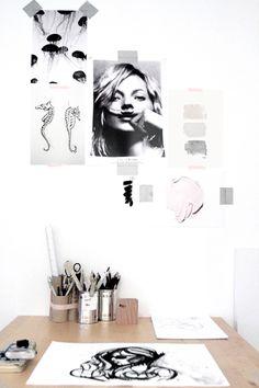 Inspiration wall | SMÄM