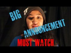 BIG ANNOUNCEMENT | MUST SEE!