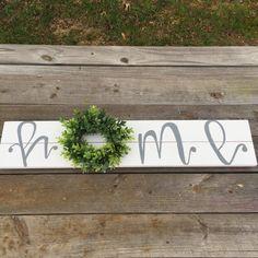 Shiplap wreath sign, home sign, farmhouse wreath, fixer upper decor, farmhouse sign, shiplap sign, farmhouse wall decor, farmhoue style by RusticSoulDesign on Etsy https://www.etsy.com/listing/524577067/shiplap-wreath-sign-home-sign-farmhouse