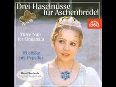 """Aschenbrödel Als Jäger  -Soundtrack zu """"Drei Haselnüsse für Aschenbrödel """""""