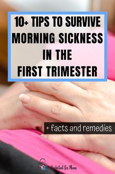 Morning (all day) Sickness Tips (facts + remedies) – Habitat For Mom Morning (all day) sickness tips (facts and remedies) Morning sickness relief Severe Morning Sickness, Help With Morning Sickness, Morning Sickness Relief, Morning Sickness Remedies, First Week Of Pregnancy, Happy Pregnancy, Trimesters Of Pregnancy, Pregnancy Care, Pregnancy Ultrasound