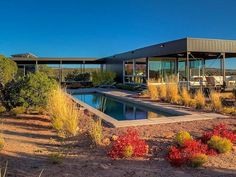A Marmol Radziner Pre-Fab on 71 Acres of Utah Desert - House of the Day - Curbed National