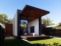 Flemington Residence by Matt Gibson Architecture + Design | HomeAdore