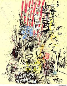 Fear and Loathing in Las Vegas by Jim Mahfood